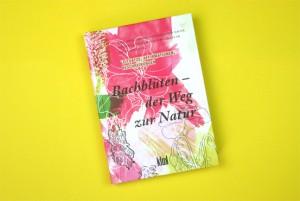Cover des Bachblüten Buch von klok