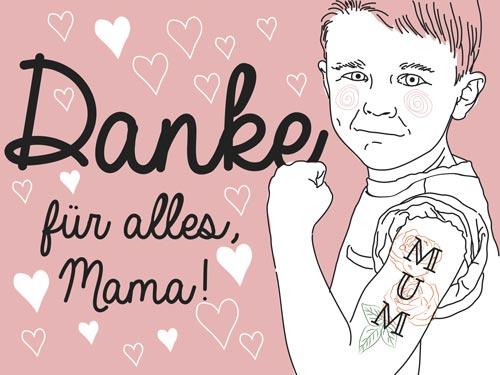 klok_sagt_danke_mama_klein
